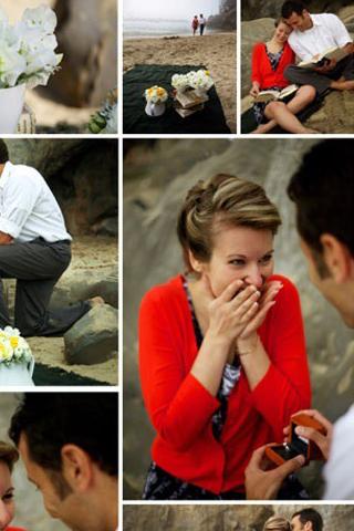 Những khoảnh khắc đẹp khi được nhận lời cầu hôn