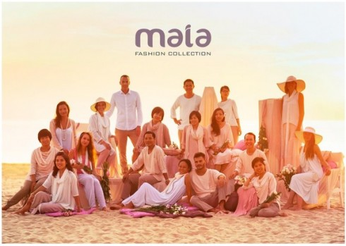 Maia Fashion Collection