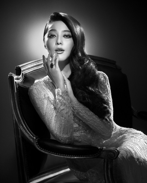 Nữ diễn viên Phạm Băng Băng