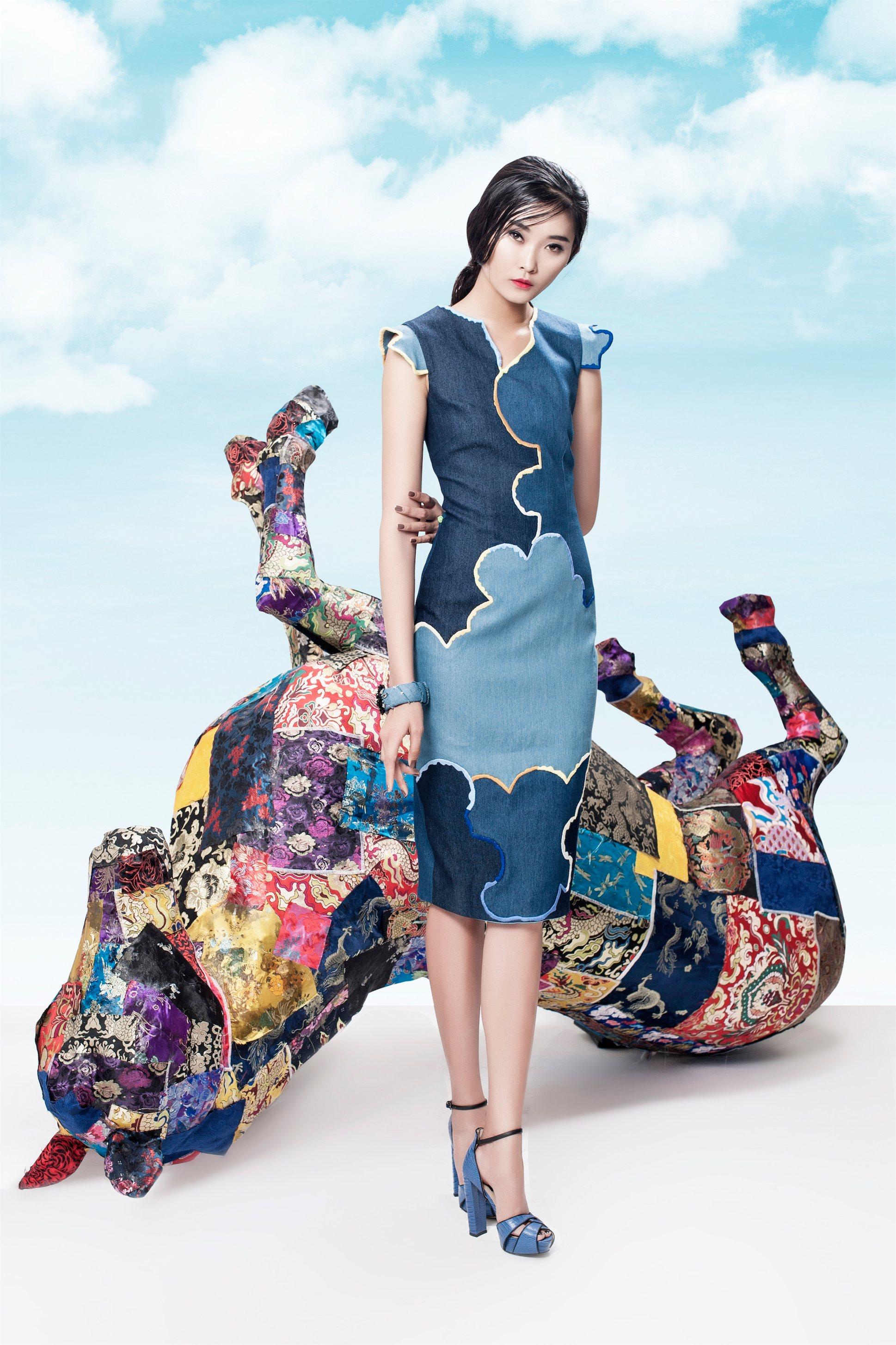 Nhà thiết kế Thủy Nguyễn ra mắt bộ sưu tập