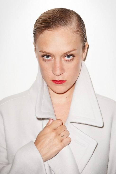 """Chloe Sevigny - Trước trở thành một """"IT girl"""" New York, nữ diễn viên Chloe Sevigny từng thực tập tại tạp chí Sassy."""