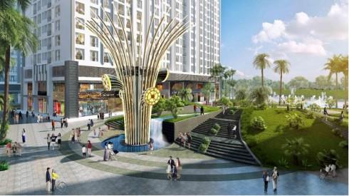 Park Hill kết hợp hài hòa vẻ đẹp thành phố năng động, tràn sức sống với phong cách nghỉ dưỡng sinh thái, tái tạo năng lượng