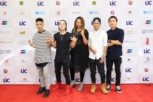 Một số nghệ sĩ trẻ sẽ tham gia biểu diễn tại MMF 2015