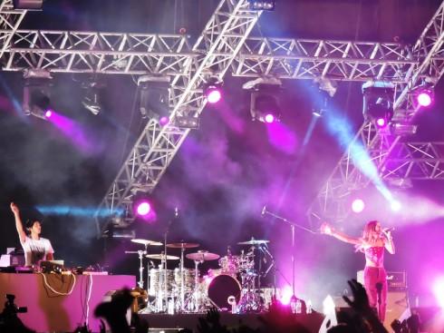 Lễ hội âm nhạc Monsoon Music Music Festival 2014