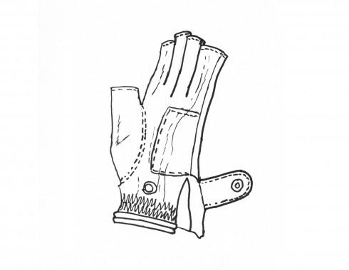 Phác thảo của Gaspar Gloves