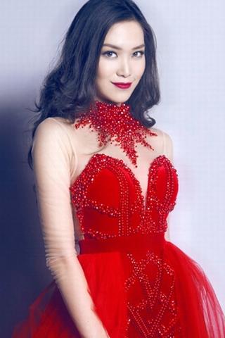 [ElleItGirls 04] Hoa hậu Thùy Dung