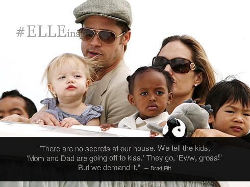 Những câu nói hay của cặp đôi vàng Brad Pitt – Angenlina Jolie 04