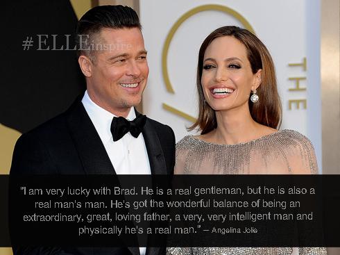 Những câu nói hay của cặp đôi vàng Brad Pitt – Angenlina Jolie 05