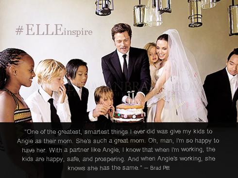Những câu nói hay của cặp đôi vàng Brad Pitt – Angenlina Jolie 06