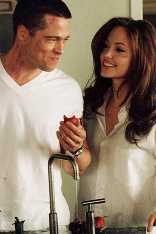 Những câu nói hay về tình yêu của Brad Pitt – Angelina Jolie