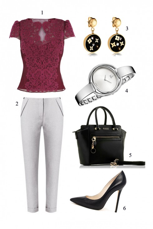 Thứ Bảy <br/><br/> 1. KAREN MILLEN 2.INNER CIRCLE 3.LOUIS VUITTON 4.CK 5.CHARLES & KEITH 6.MICHAEL KORS SHOES