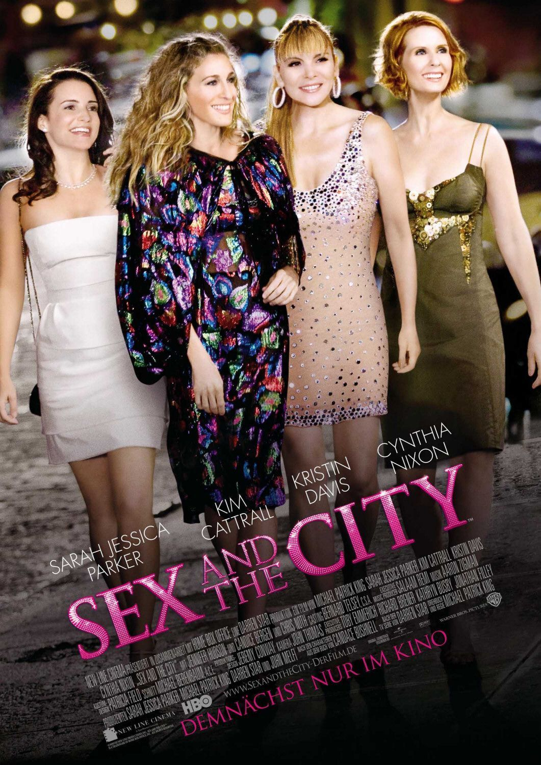 Thời trang trong phim: Sex And The City 1
