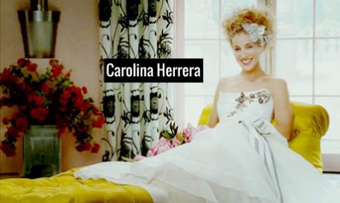 Áo cưới Carolina Herrera