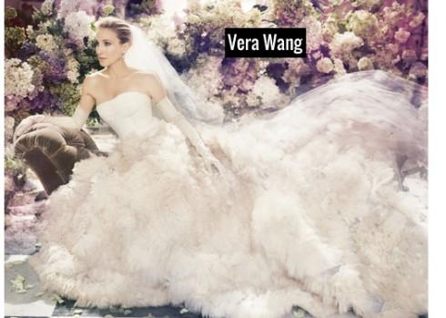 Áo cưới Vera Wang