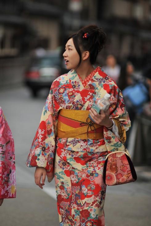 trang phuc truyen thong kimono Nhat Ban