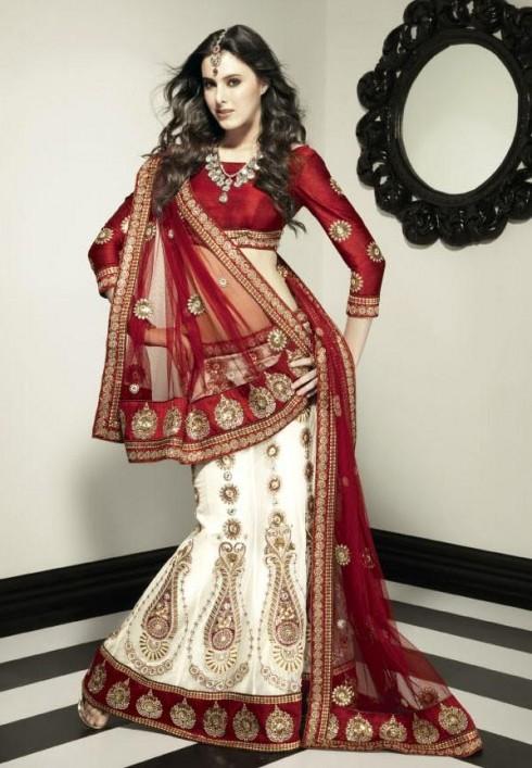 trang phuc truyen thong sari cua An Do