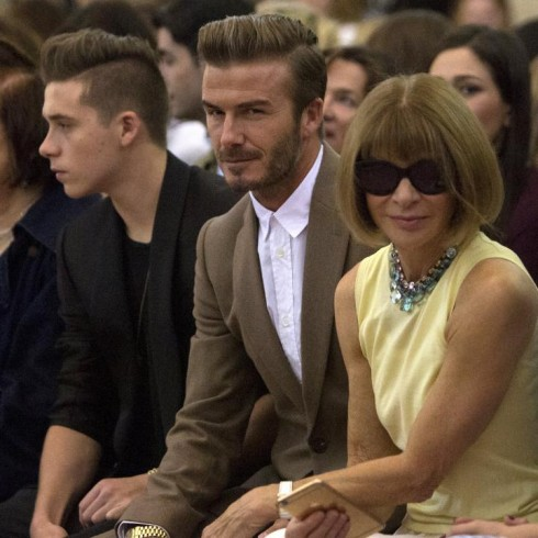 Gia đình nhà Beckham