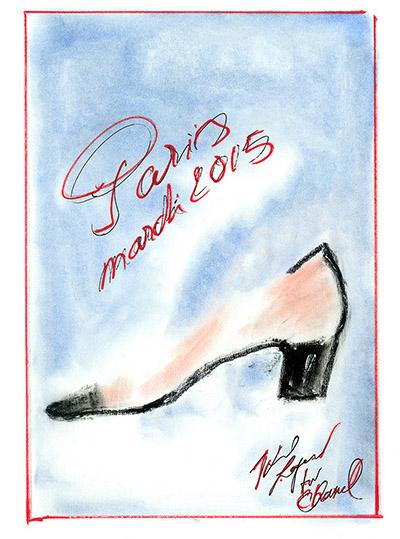 Đôi giày Chanel đáng khao khát nhất mùa này