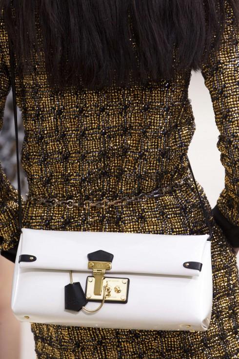 Louis Vuitton Sac Triangle Bag Thu-Đông 2015