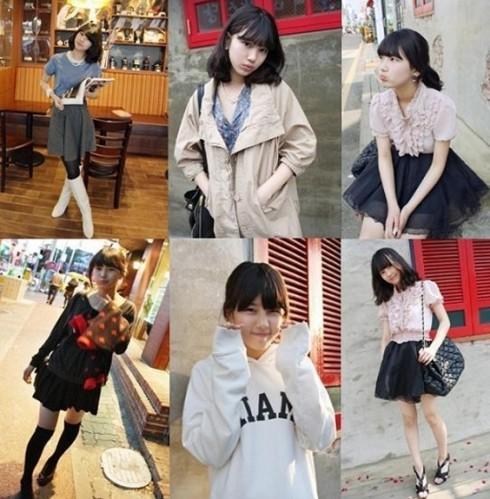 ca sĩ Suzy Bae - 15 year-old model - elle việt nam