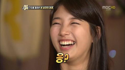 ca sĩ Suzy Bae - hard laughing 1 - elle việt nam