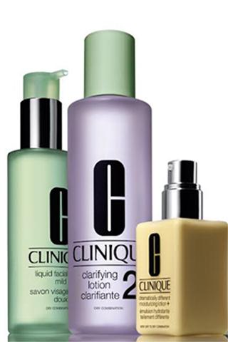 Bộ sản phẩm Clinique 3-step