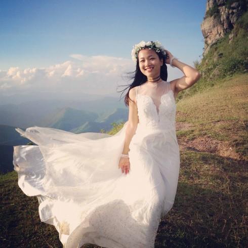 Cô dâu xinh tươi