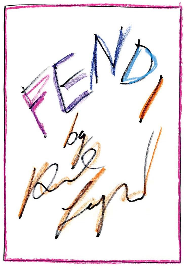 Nhà thiết kế Karl Lagerfeld xuất bản sách về sự nghiệp