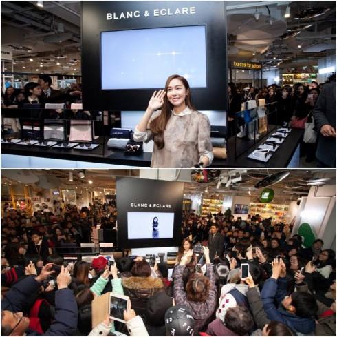 cựu thành viên SNSD ra mắt thương hiệu thời trang 7 - Jessica Jung - elle việt nam