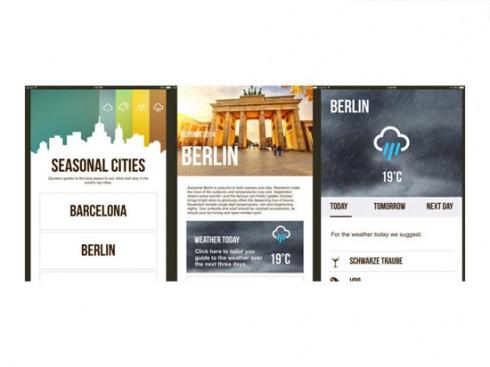 7 ứng dụng smartphone du lịch như 1 người sành điệu - Seasonal Cities - elle việt nam