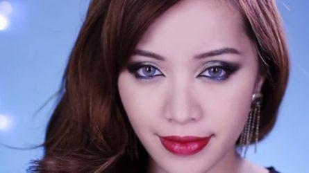Học cách trang điểm dự tiệc nổi bật từ Michelle Phan