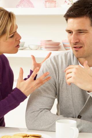 Học cách giao tiếp khi nóng giận
