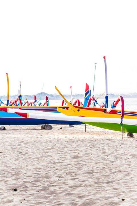 Bãi biển Semawang, Sanur (Ảnh: Ho Ny)