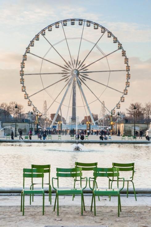 Vòng xoay Paris Ferris Wheel