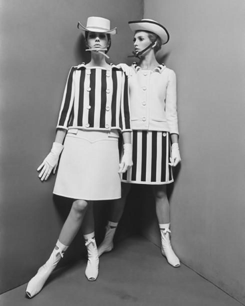 thoi trang thap nien 60 mod fashion