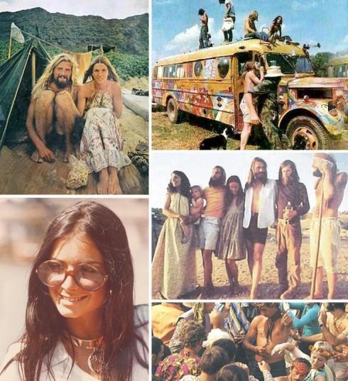 thoi trang thap nien 60 van hoa hippie