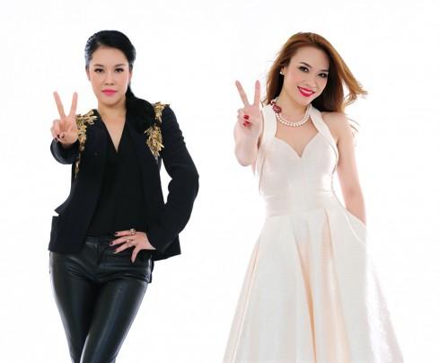 Phong cách thời trang 2 nữ giám khảo The Voice 2015