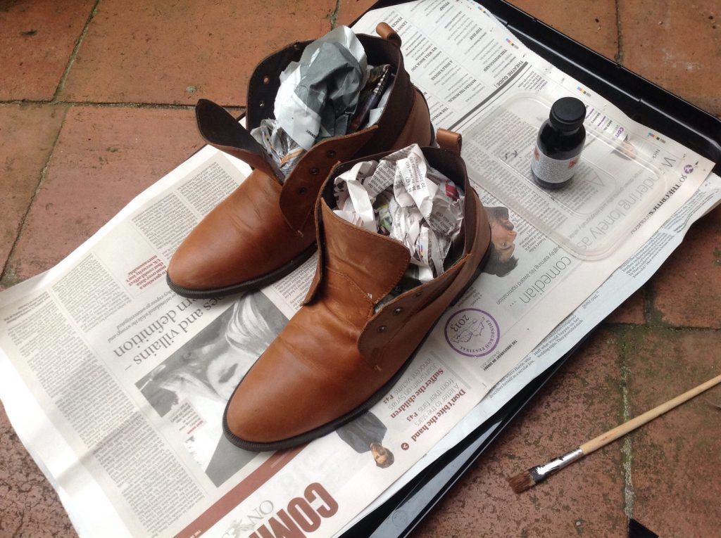 Mẹo vặt bảo quản giày da đẹp và bền