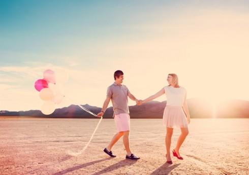 Tình yêu tiếp thêm sức mạnh giúp chúng ta yêu đời hơn