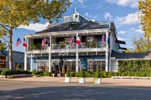du lịch mùa thu - khách sạn Inn at Little Washington 1