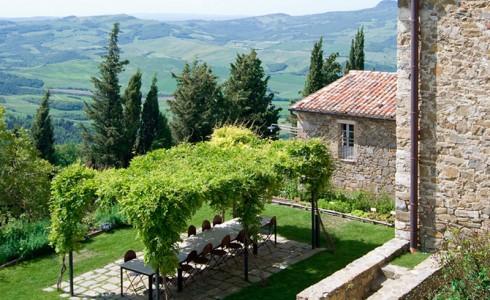 du lịch mùa thu - khách sạn Monteverdi vùng Tuscany
