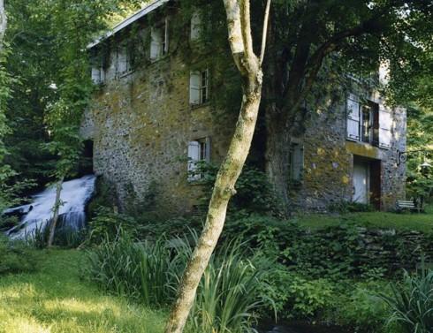 du lịch mùa thu - khách sạn Salvato Mill vùng Salt Point, New York