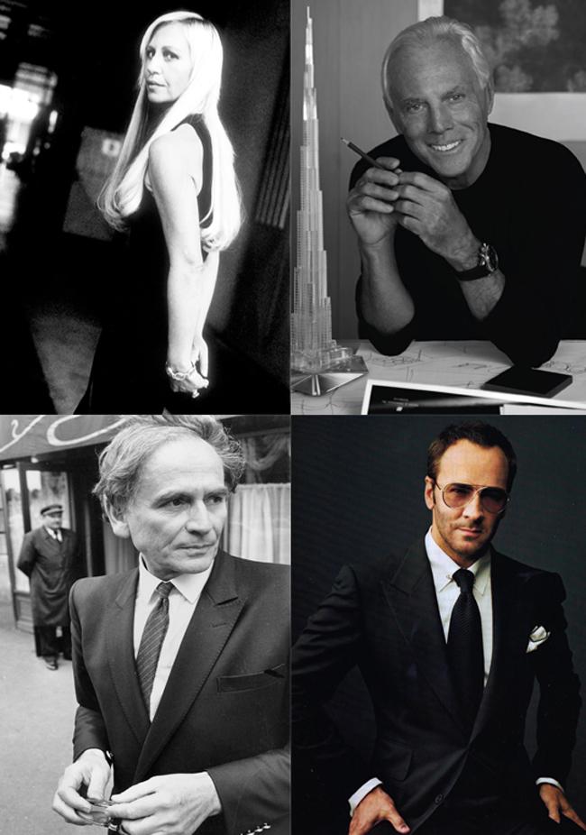 10 nhà thiết kế thời trang nổi tiếng nhất mọi thời đại