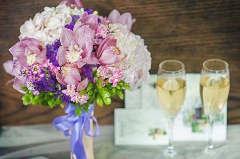 Sử dụng đa dạng các chất liệu hoa khác nhau là điểm nổi trội của Métaphore