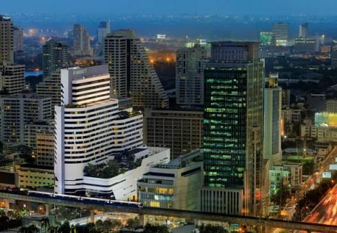 Hai đêm nghỉ tại JW Marriott Bangkok đang chờ đón bạn!