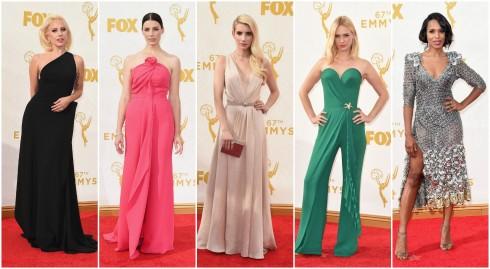 Những bộ cánh yêu thích nhất của giải Emmys