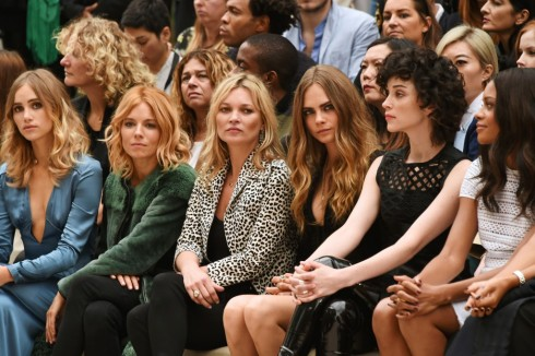 FrontRow-London-fashion-week