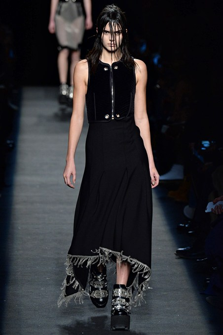 Alexander Wang SS 2015 Tuần lễ thời trang Paris