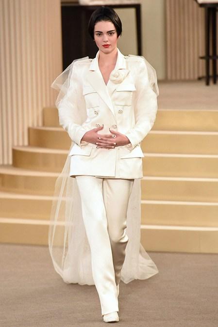 Chanel Haute Couture Thu-Đông 2015 Tuần lễ thời trang Milan