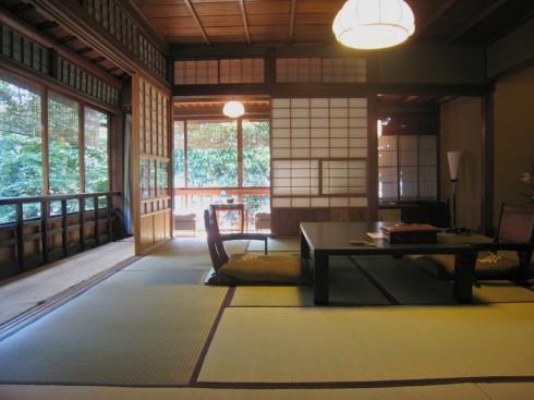 du lịch nghỉ dưỡng với 5 lữ điếm truyền thống Nhật Bản - Hiiragiya - elle vietnam